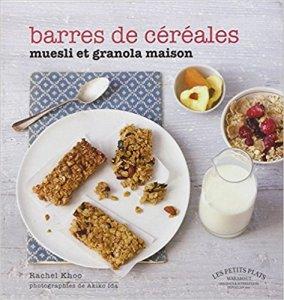 Barres de céréales Muesli et Granola