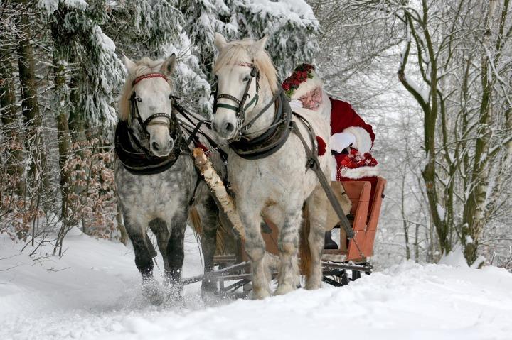 La magie de Noëlarrive…