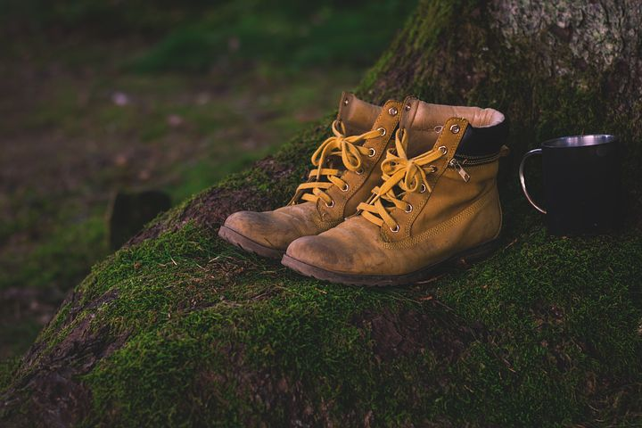 randonnée chaussures