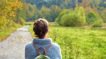 randonnée nature méditation