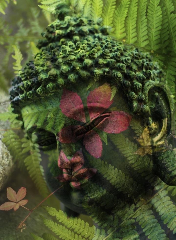 Mantras boudha Mon Totem