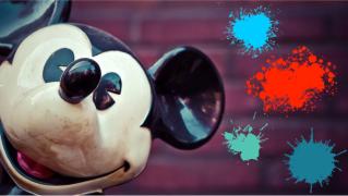 Mickey Mouse créativité