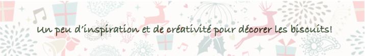 Sablés Noel inspiration créativité