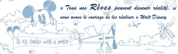 Walt Disney Rêves
