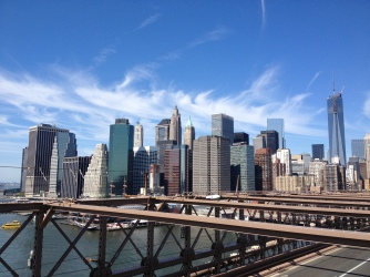 Brooklyn bridge town