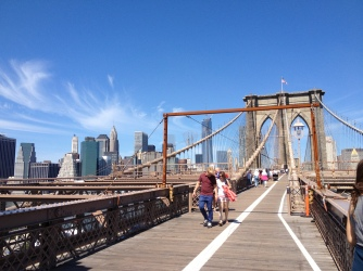 Brooklyn bridge vue