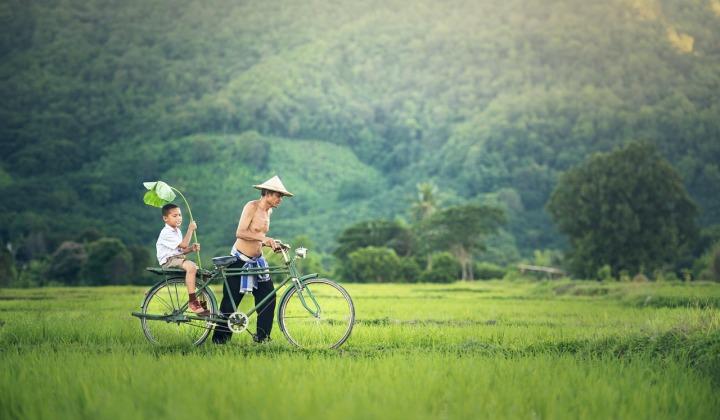 cambodge vélo