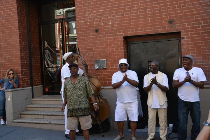 Chanteurs New York
