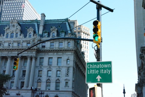China Town Little Italy