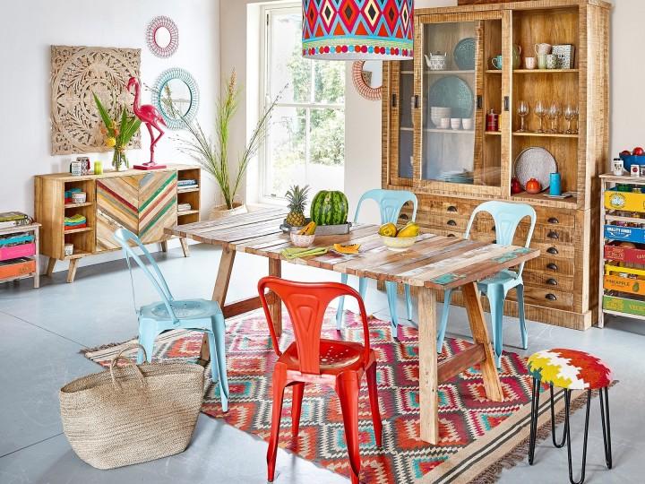 intérieur coloré maison du monde