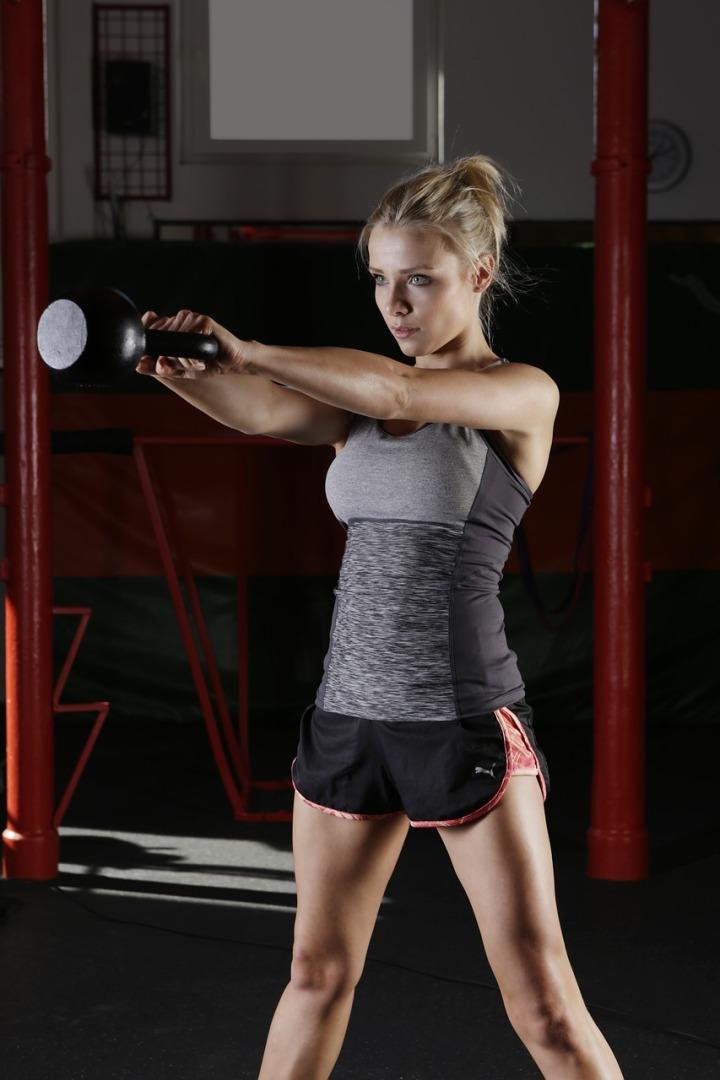 kettlebells fitness