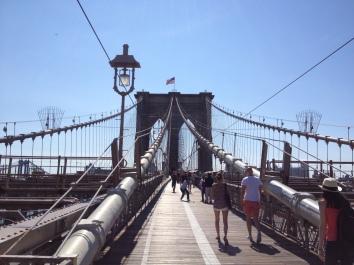 Le pont de Brooklyn