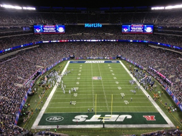 MetLife Stadium Inside
