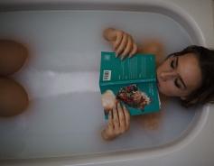 Un bain chaud pour se détendre