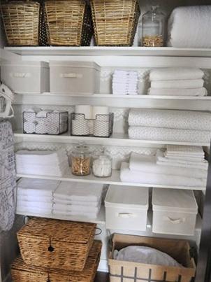 Rangement serviettes