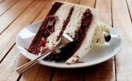 Un gâteau gourmand