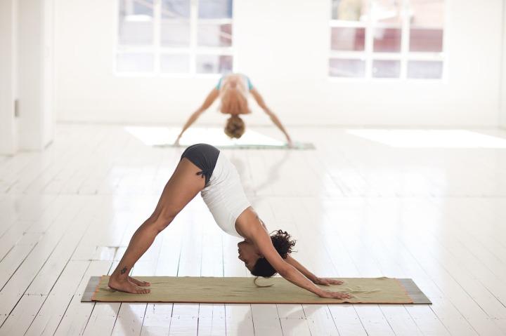 yoga bonnes résolutions