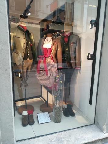 Les tenues traditionnelles autrichiennes