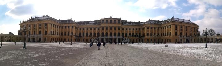 Chateau de Schonbrunn Sissi impératrice