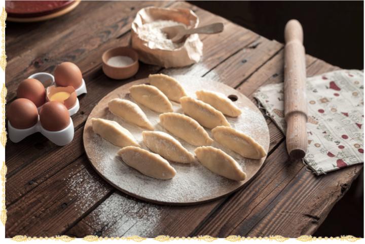 Faire de la pâtisserie