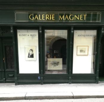 La galerie Magnet
