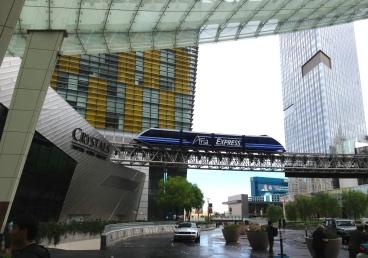 Las Vegas Aria Express
