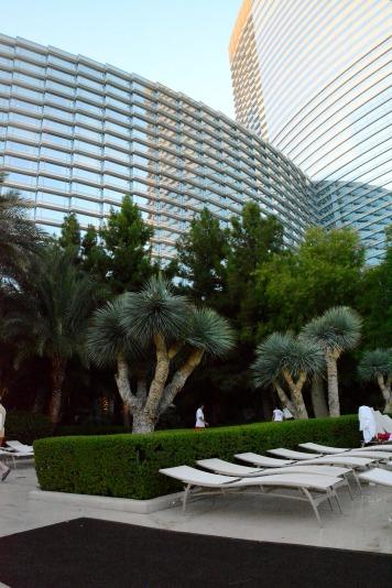 Las Vegas Aria transat