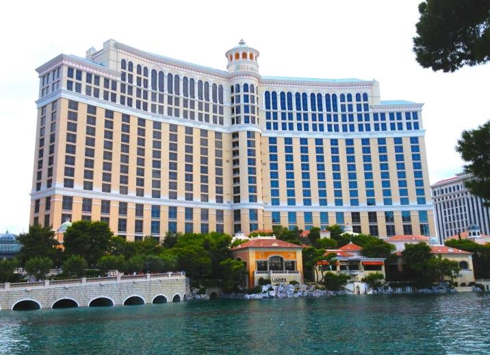 Las Vegas Bellagio Hotel