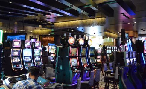 Las Vegas casinos jeux