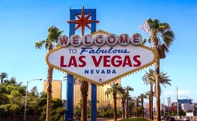 Las Vegas Panneau