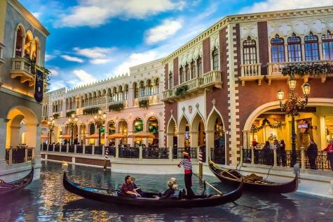 L'hôtel The Venetian