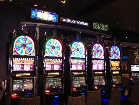 Las Vegas Wheel of fortune casino 2