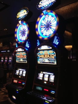 Las Vegas Wheel of fortune casino