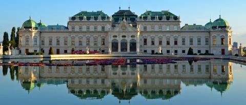 Le Palais du Belvédère
