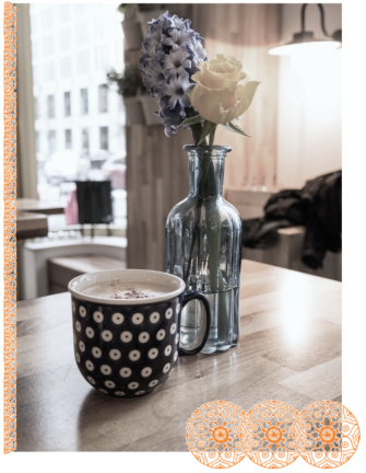 Le temps de prendre un café