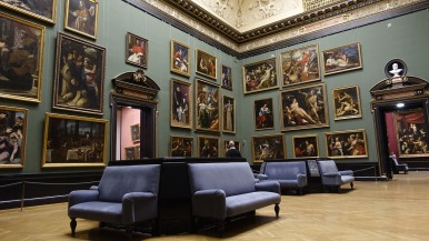 musée des Beaux-Arts et d'histoire naturelle salle peinture