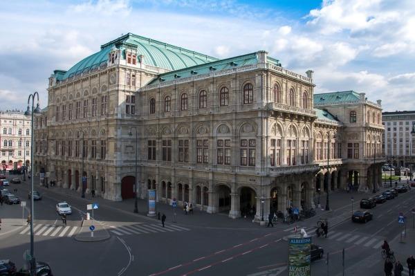 Opera Vienne Exterieur