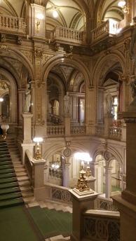 Opera Vienne intérieur