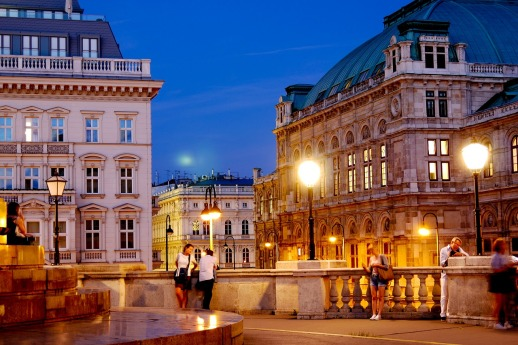 Opera Vienne soir