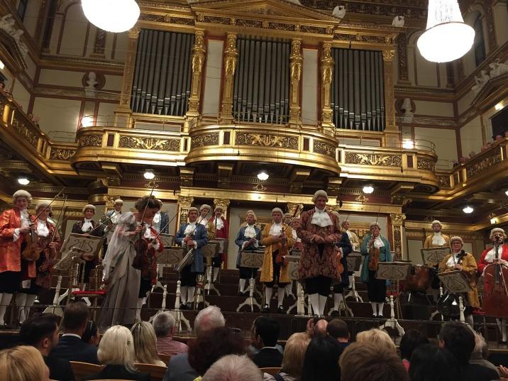 Vienne chanteurs Opera
