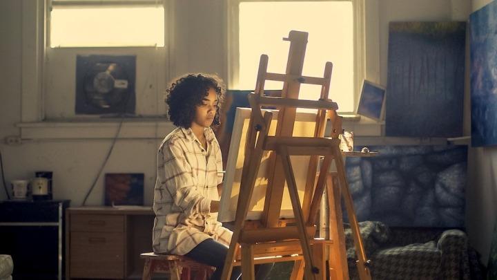 art therapie peintre