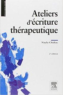 Ateliers d ecriture therapeutique