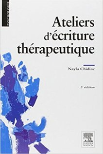 Ateliers d ecriture therapeutique