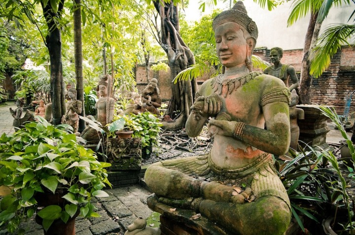 buddha-endroit calme