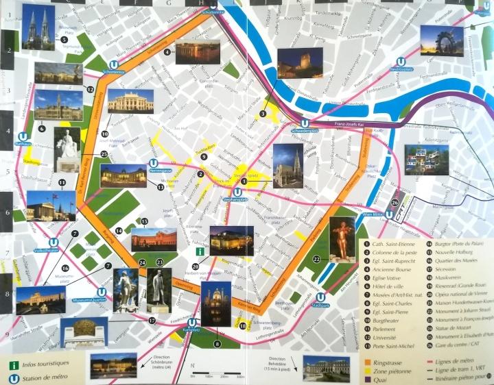 Visiter Vienne En 3 Jours Mon Totem
