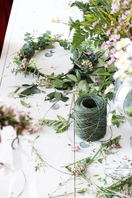 Faire des compositions florales