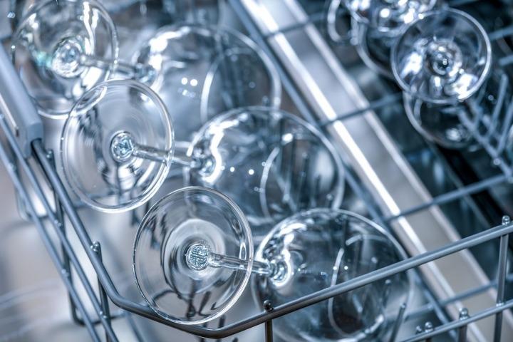 Lave-vaisselle bicarbonate de soude