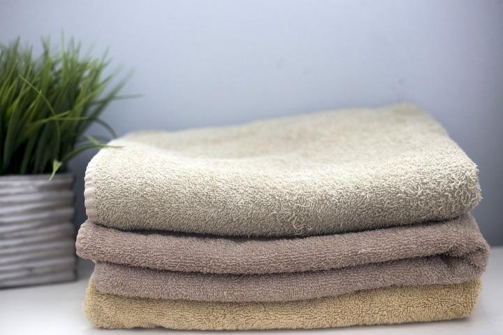 linge serviette lessive