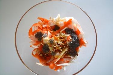 salade graines de chia