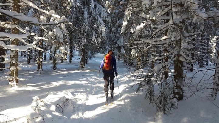 ski de randonné
